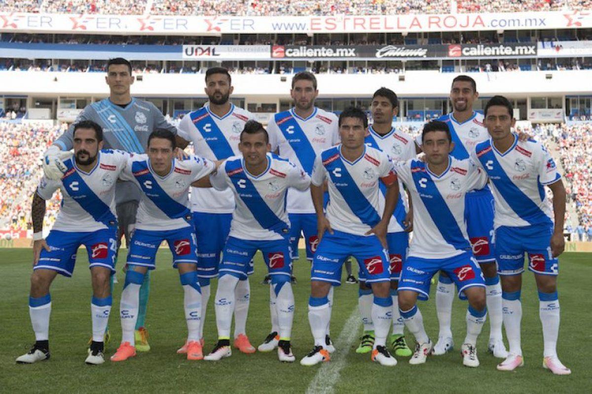 El club poblano Foto:Mexsport