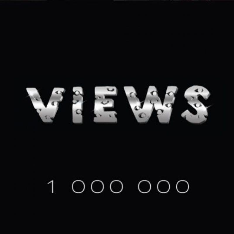 """Drake agradeció así a sus fans en su cuenta de Instagram """"Estoy más que agradecido por este hito. Gracias por escuchar"""" Foto:Instagram"""