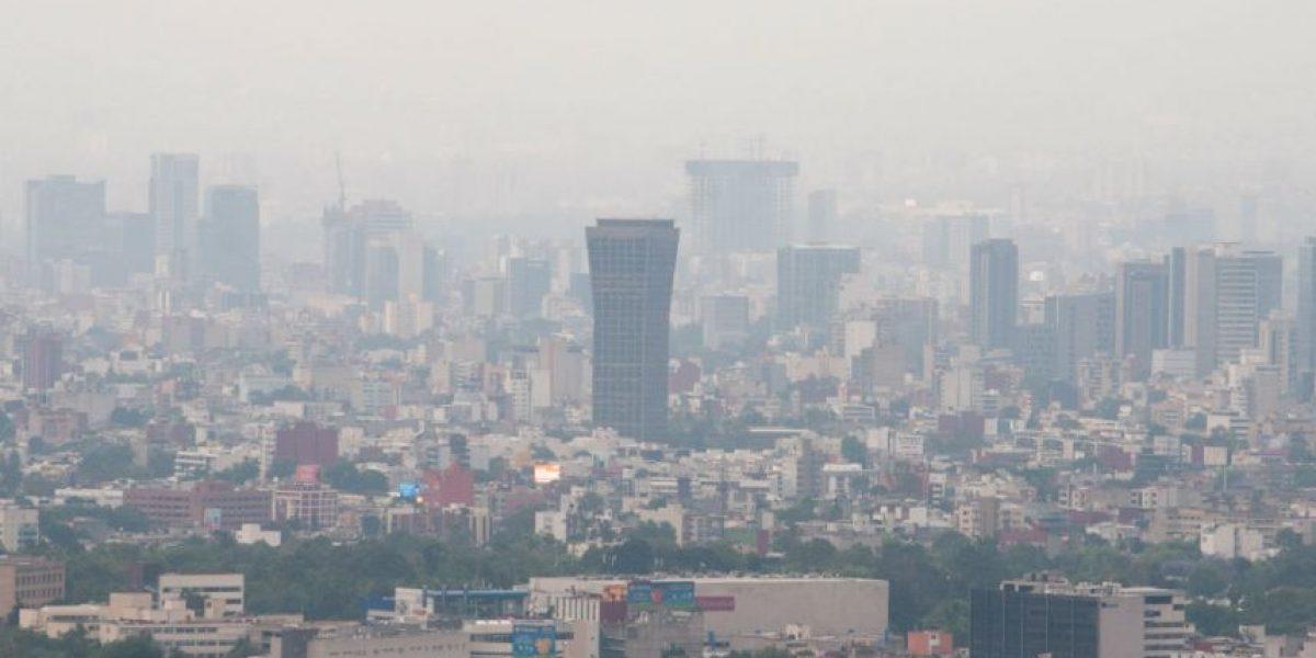 Contaminación en el Valle de México vuelve a superar los 140 puntos