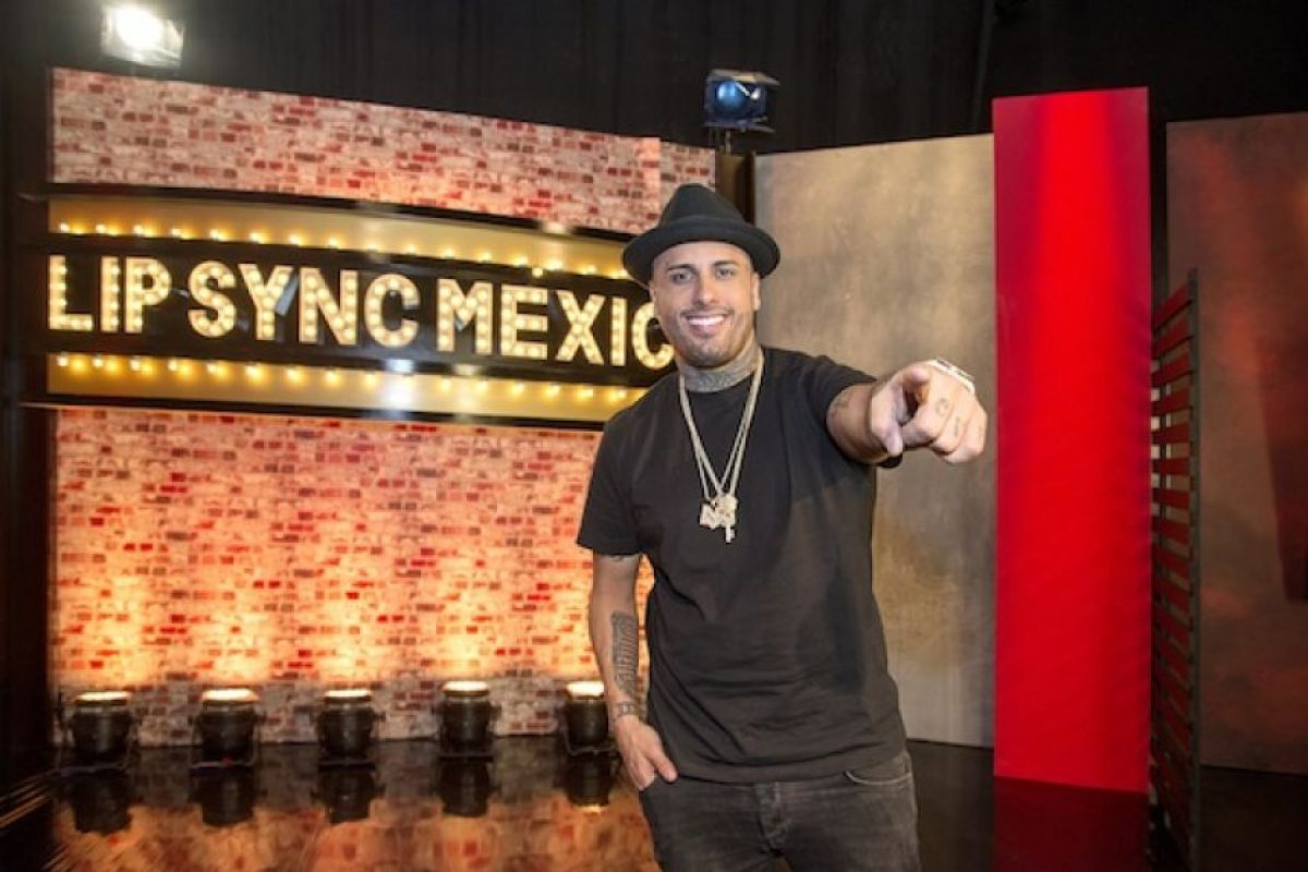 LIP SYNC MEXICO: NICKY JAM SERÁ EL CONDUCTOR DE LAS COMPETENCIAS. Foto: Comedy Central