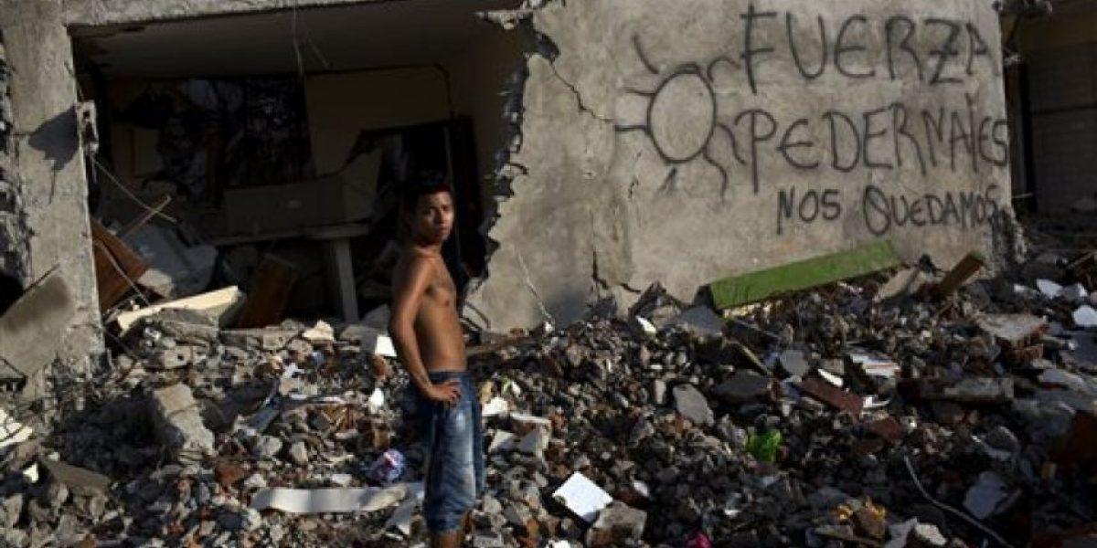 Reconstrucción en Ecuador tras terremoto costará hasta 4 mil mdd