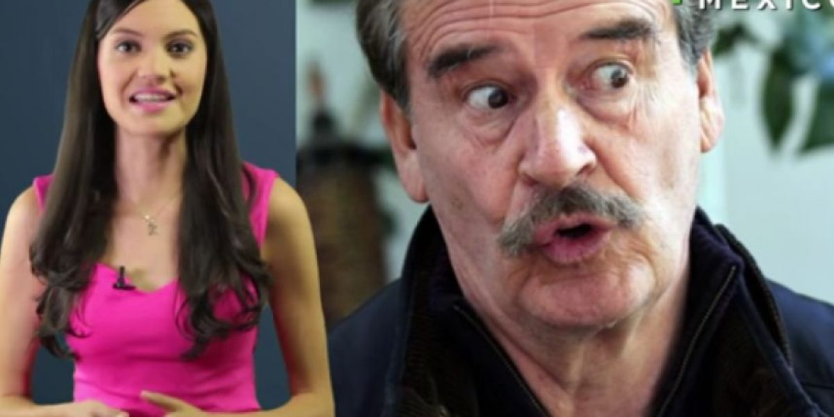 VIDEO: Vicente Fox ¿#LordIncongruencias?