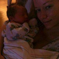 Después de dos embarazos Foto:Vía instagram.com/kendra_wilkinson_baskett