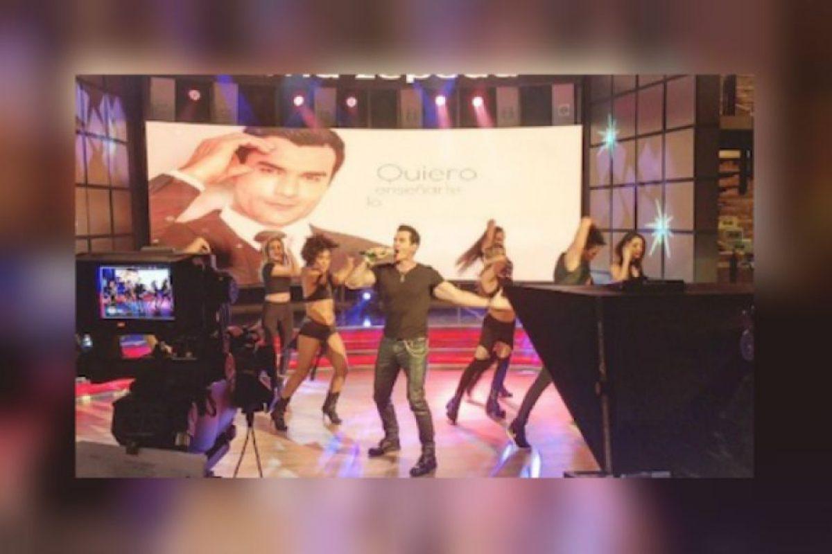 David Zepeda está de regreso a la escena musical Foto:Instagram/davidzepeda1