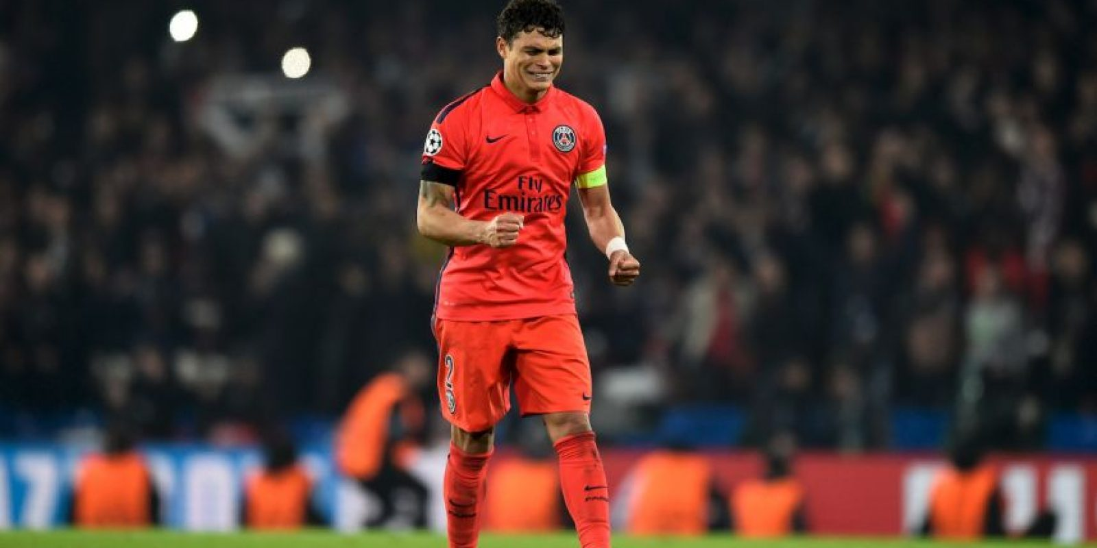 4. Thiago Silva Foto:Getty Images