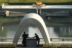 El pasado 6 de agosto se conmemoraron 70 años de los bombardeos Foto:Getty Images