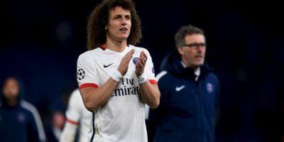 1. David Luiz Foto:Getty Images