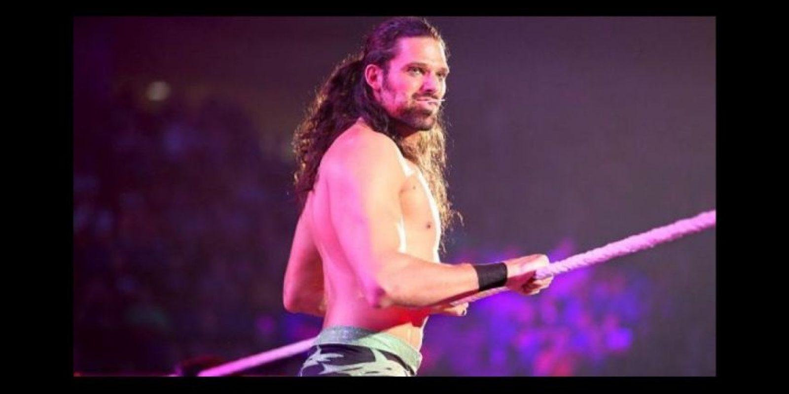 Forma parte de WWE desde 2012 Foto:WWE