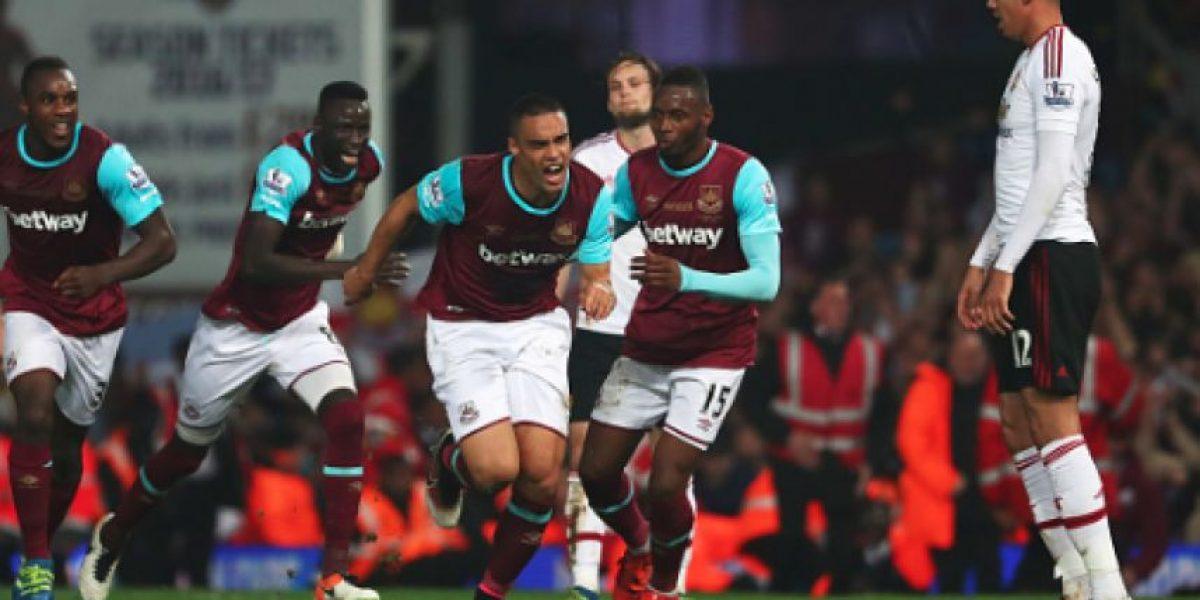 West Ham le dijo adiós a Upton Park con triunfo sobre ManUtd