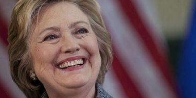 Hillary sigue siendo favorita. Foto:vía Getty Images