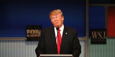 Y no se preocupa por su candidatura. Foto:vía Getty Images