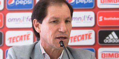 Jaime Ordiales hablo en conferencia de prensa previo al Clásico Foto:Record