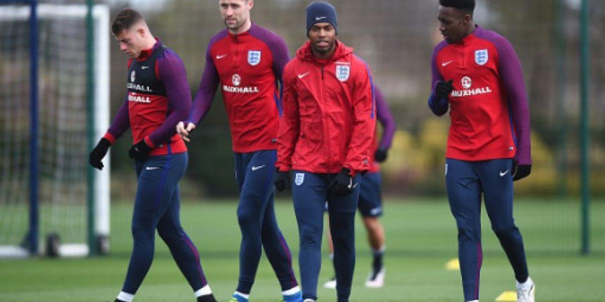 Delantero estelar de Inglaterra se queda fuera de la Eurocopa