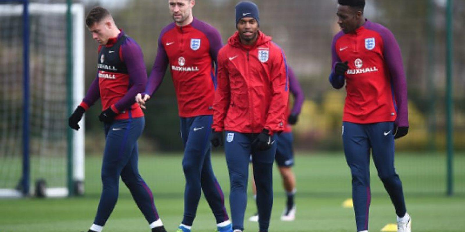 Inglaterra se queda sin Danny Welbeck para la Eurocopa Foto:Getty Images