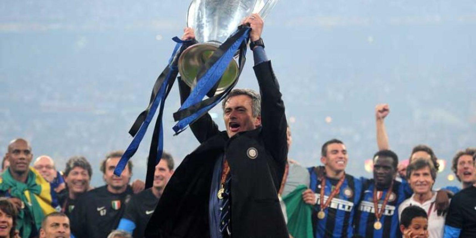 Campeón: Inter de Milán Foto:Getty Images