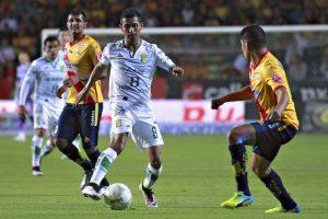 Morelia y León dejan todo para la vuelta Foto:Mexsport