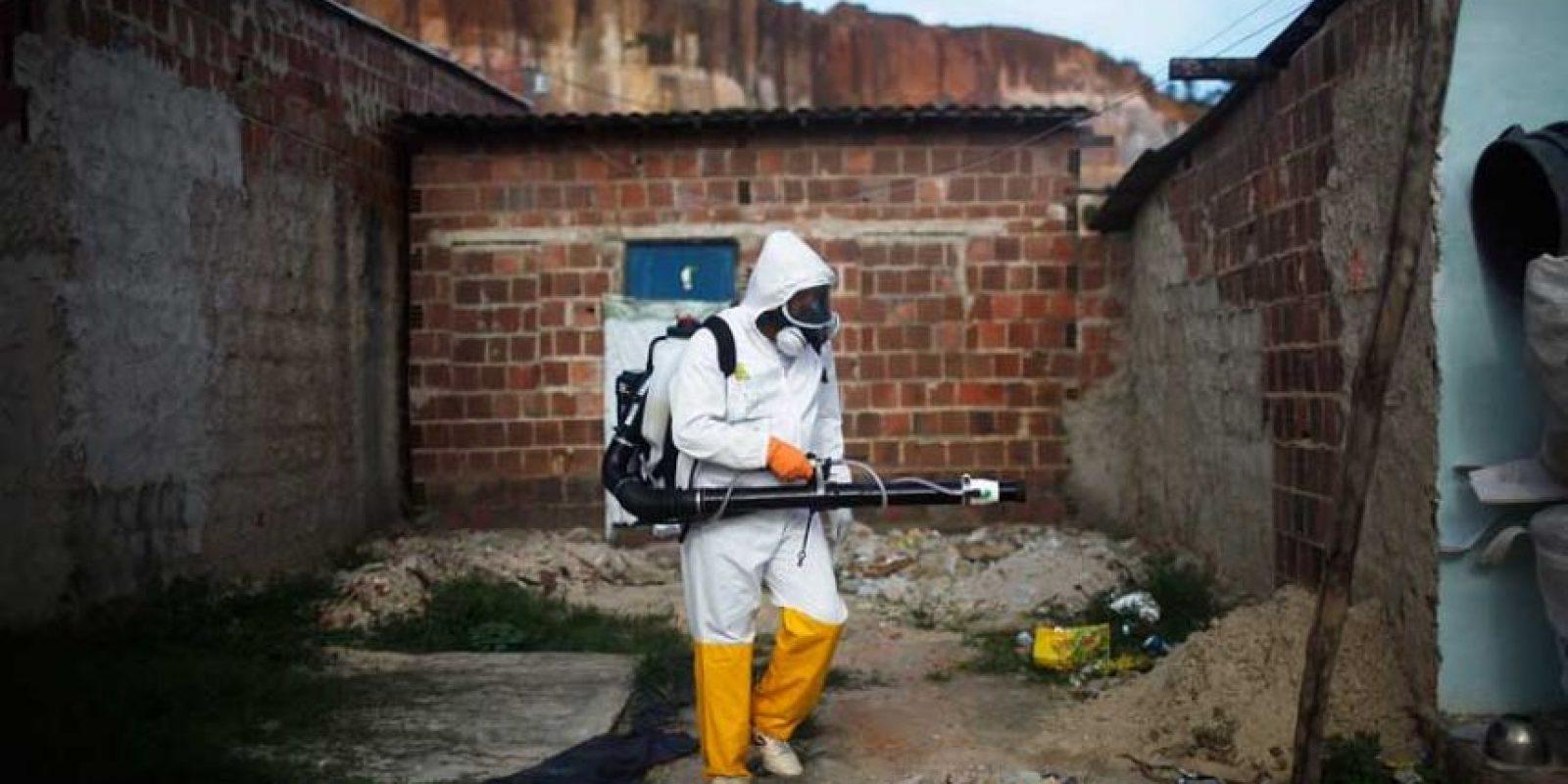 Brasil está en alerta sanitaria no sólo por el zika, sino también por la chikungunya y el dengue. En diciembre de 2015, la cifra de infectados por el virus del zika era de 1.58 millones, mientras que en el primer trimestre de 2016 se reportaron 90 mil casos. Foto:Getty Images