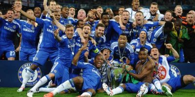 Campeón: Chelsea Foto: Getty Images
