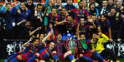 Campeón: Barcelona Foto: Getty Images