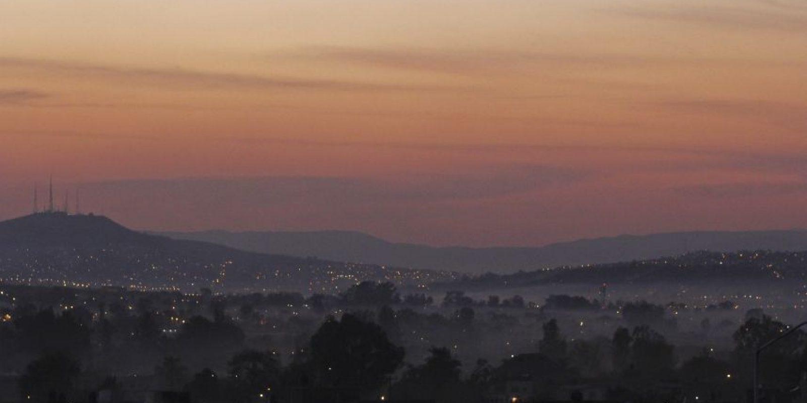 Guadalajara también sufre por la contaminación Foto:cuartoscuro