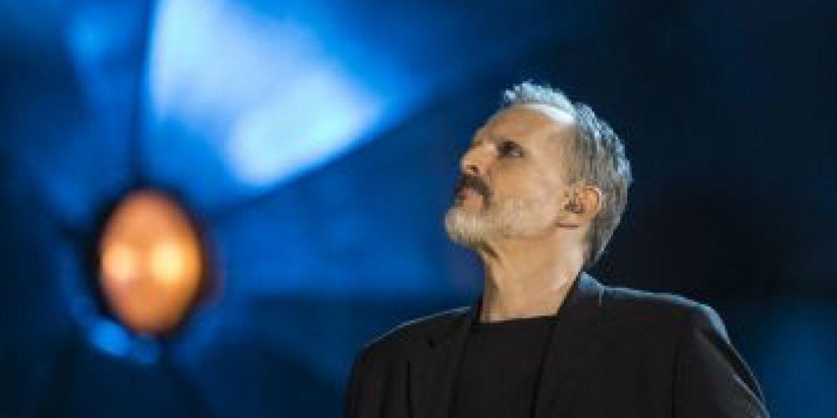 Unplugged de Miguel Bosé, a detalle