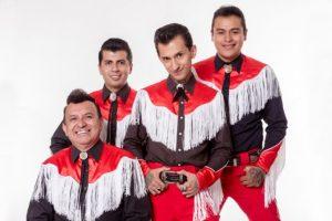 Vincent, Lalo Billy, Vince y Chucho Tormenta integran los Rebel Cats Foto:Universal Music