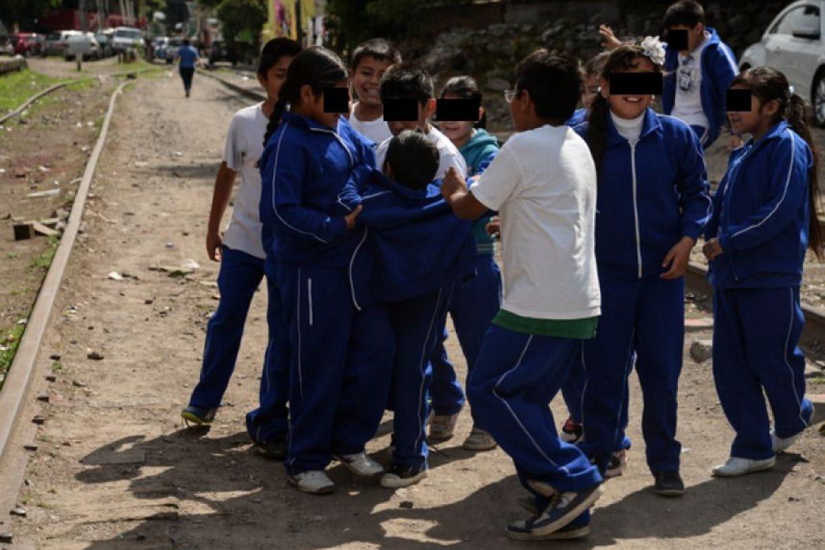 Las conductas de acoso escolar se caracterizan por insultos y agresiones constantes en contra de un menor o varios. Foto:Cuartoscuro/Archivo