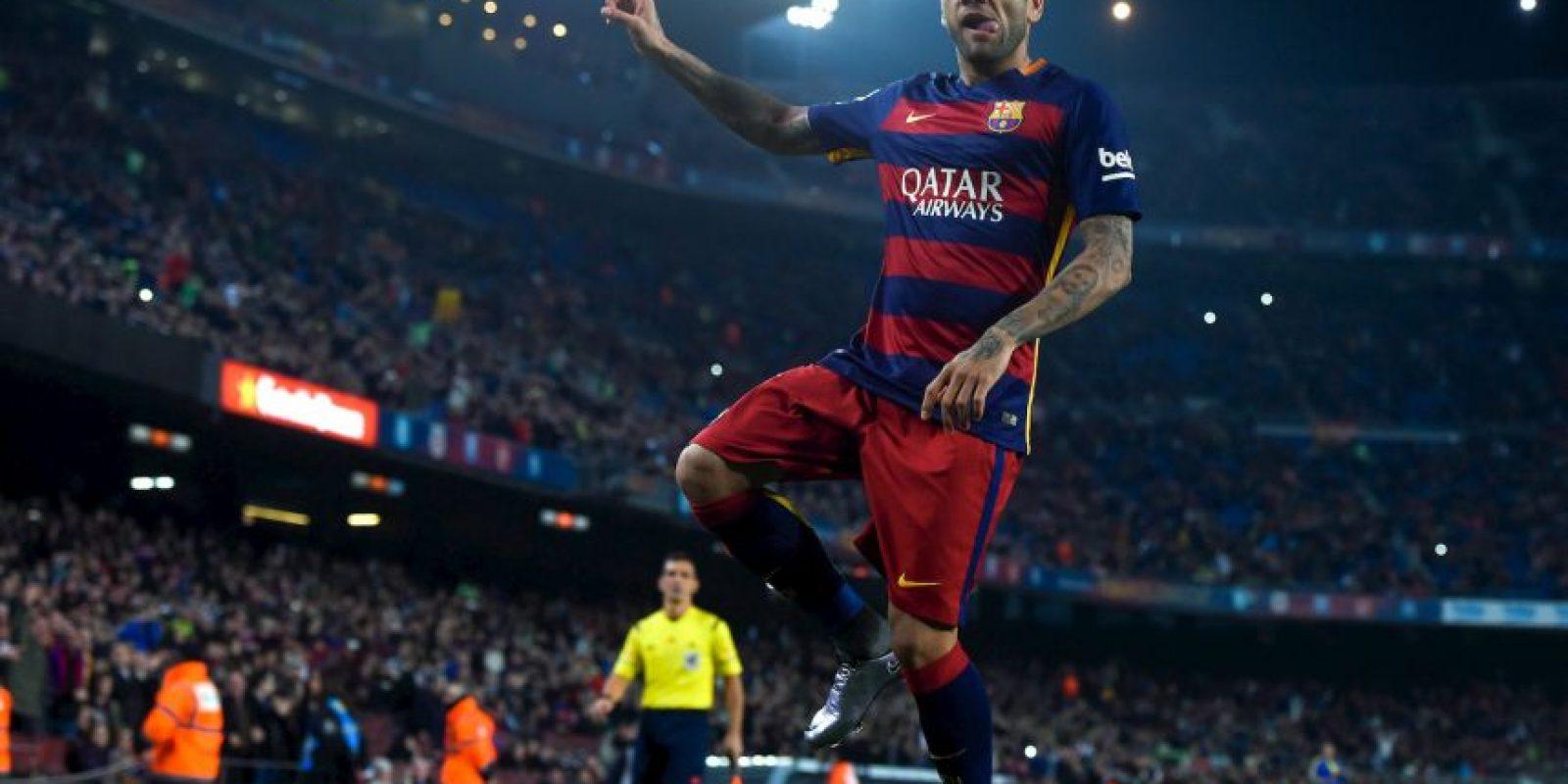 Dani Alves: 14 Foto:Getty Images