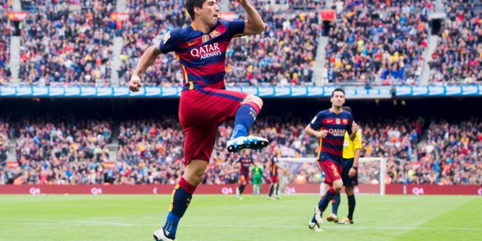 Ahora es el goleador del equipo Foto:Getty Images