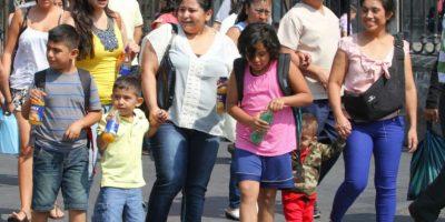 De los 31.9 millones de hogares que hay en el país en 2015, en 85% de éstos hay al menos una Mamá. Foto:Notimex