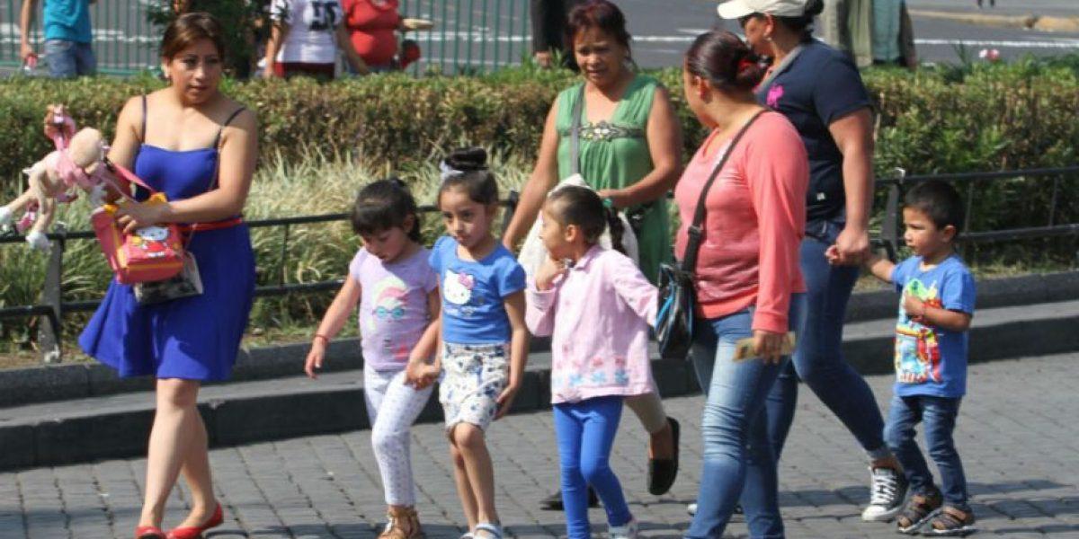 Así son las mamás mexicanas
