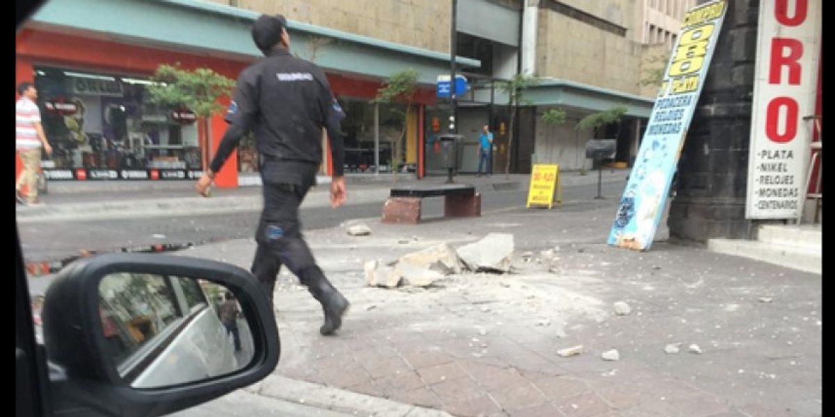 Sismo de 4.8 grados Richter sacude Guadalajara