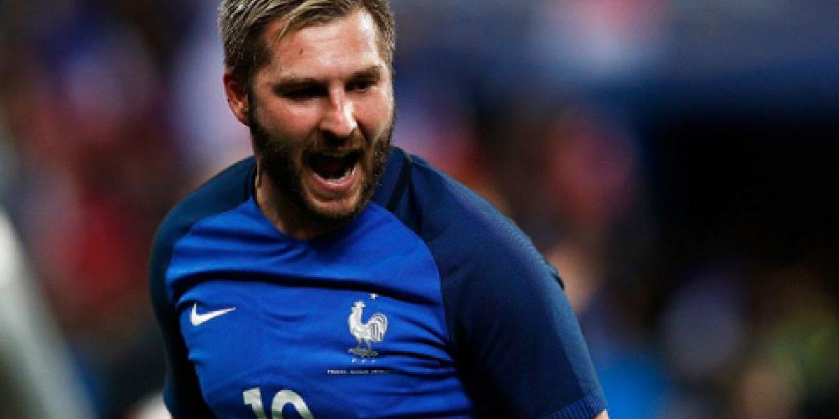 Se va André-Pierre Gignac... pero a la Eurocopa