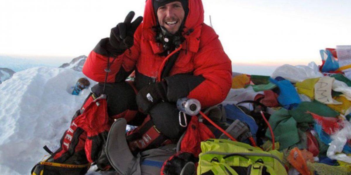 El mexicano que escaló el Everest por sexta ocasión