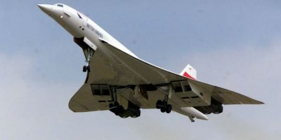 En 1974 se realizó el vuelo civil más rápido de la historia sobre el Atlántico Norte. Foto:Getty Images