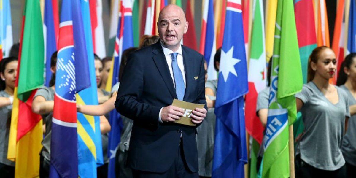 Se inaugura el 66 Congreso de la FIFA en la CDMX