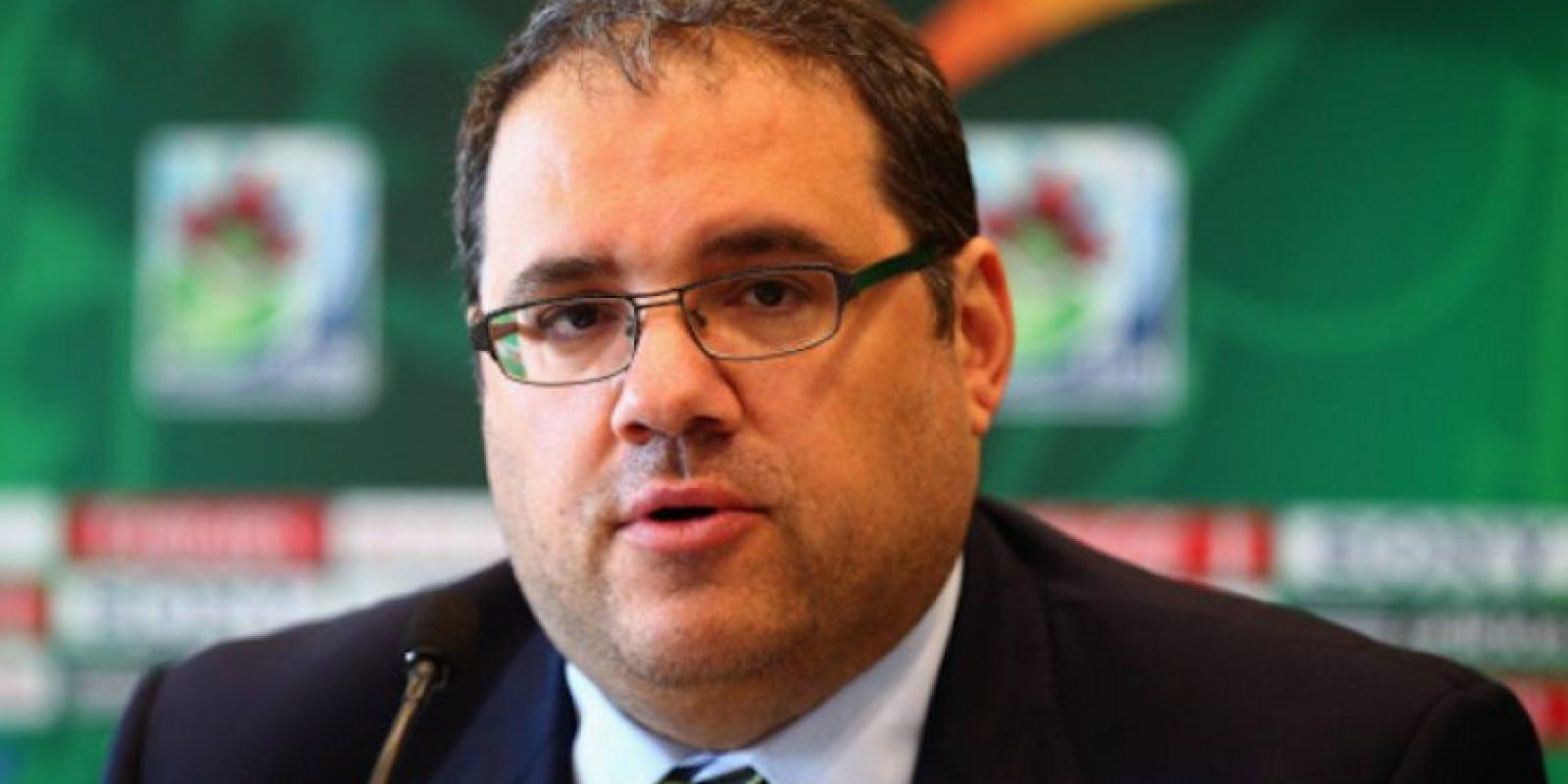 Víctor Montagliani, nuevo presidente de la Concacaf. Foto:Getty Images
