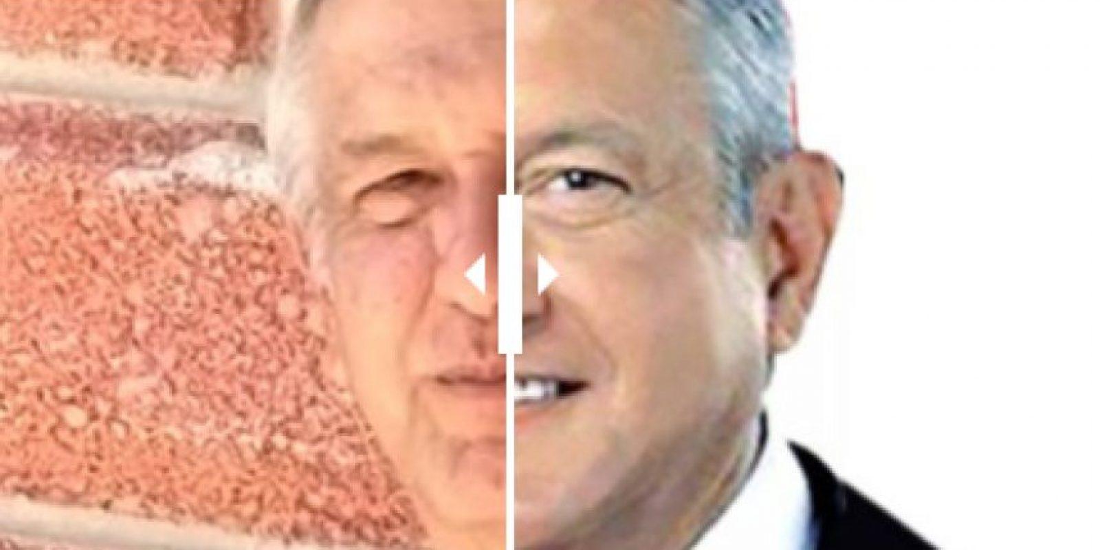 Andrés Manuel López Obrador Foto:Tomada de La Silla Rota