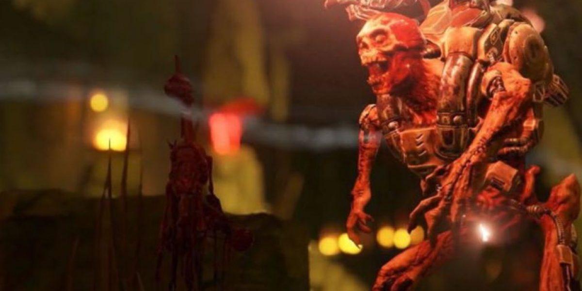 Video: este es el nuevo Doom para Xbox One y PC