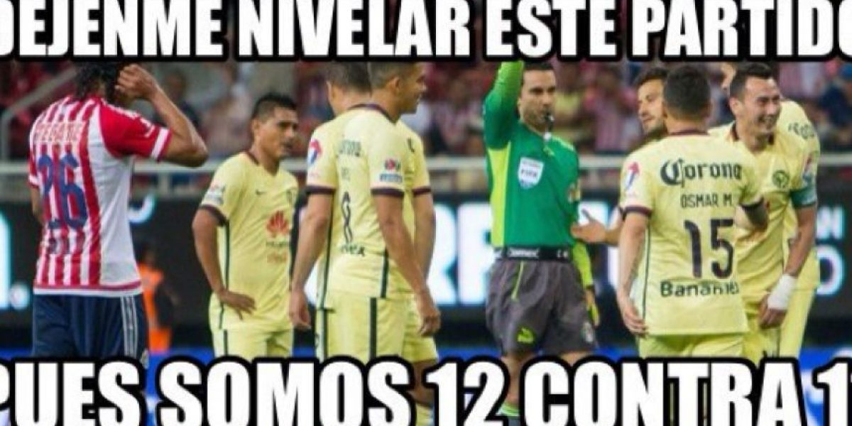 FOTOS: Los memes del Clásico nacional en Liguilla