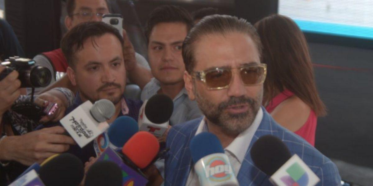 Alejandro Fernández aclara rumores sobre giras compartidas