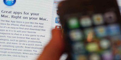 Esta aplicación se puede bajar en la App Store, pero es un fraude. Foto:Getty Images