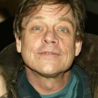 Justo como Mark Hamill Foto: Getty Images