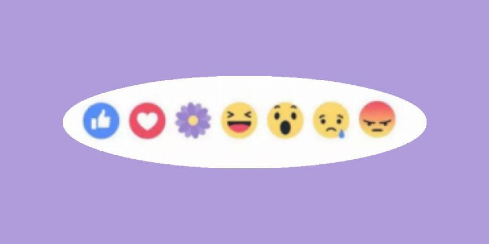 Para este Día de las Madres la red social estrenó una reacción temporal. Foto:Facebook