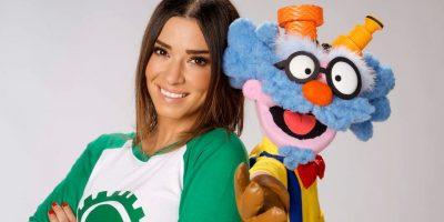 """Laura G estará acompañada de """"Don Apolinar"""" todos los domingos. Foto:Televisa"""