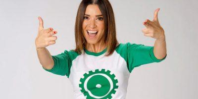 Laura G estrena programa los domingos. Foto:Televisa