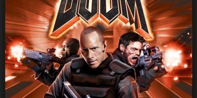 """""""DOOM"""" llegó al cine en una película de ciencia ficción basada libremente en la popular saga de videojuegos. No fue un éxito en taquilla Foto:Universal Studios"""