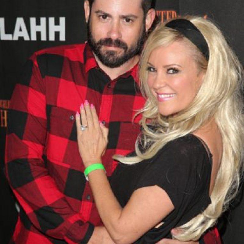 Ya tiene 41 años. Está comprometida con Nicholas Carpenter. Foto:vía Getty Images