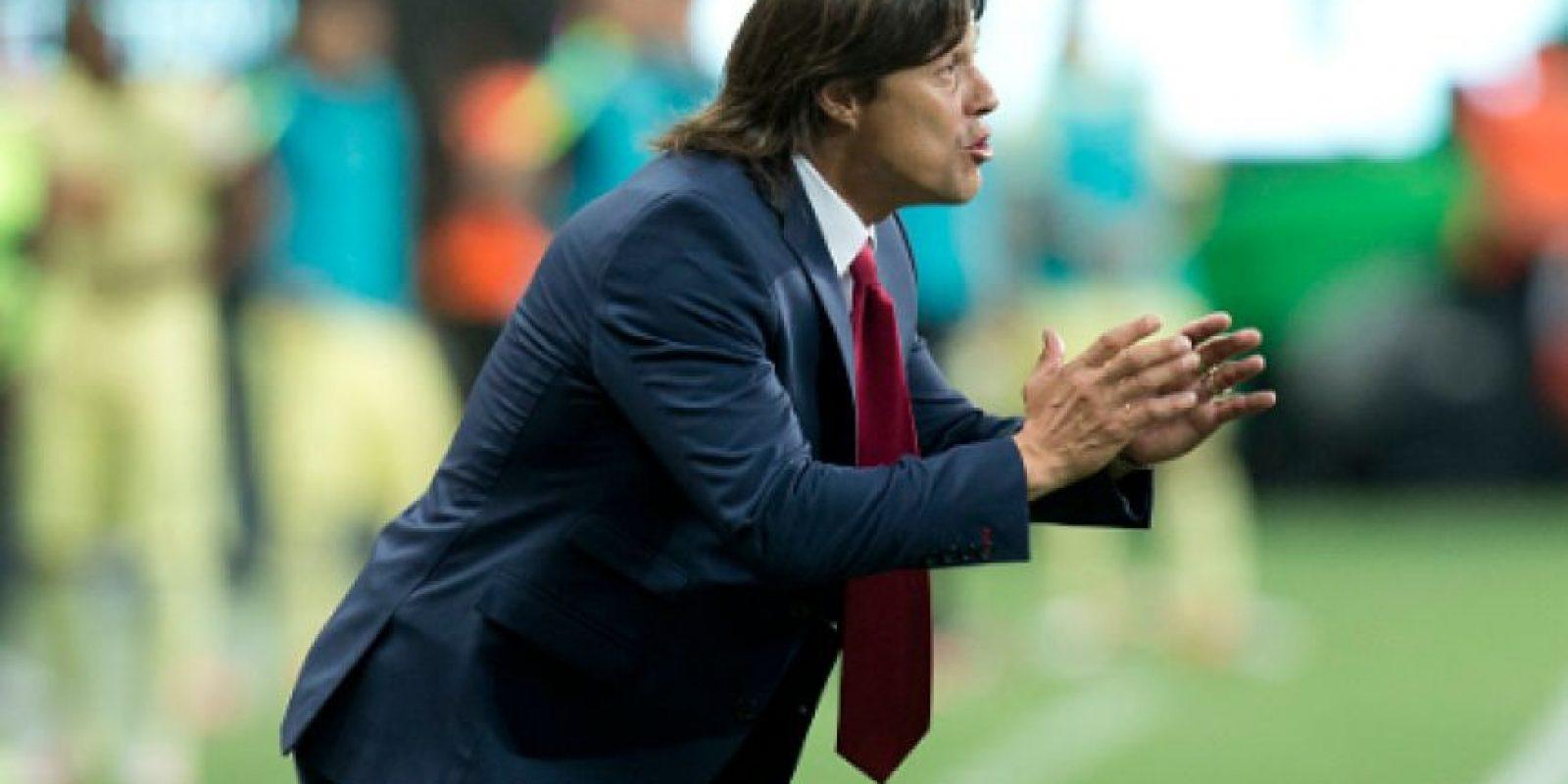 Matías Almeyda no estaría en el banquillo Foto:Getty Images