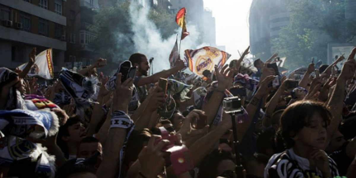 Real Madrid lamenta muerte de sus aficionados en un atentado en Irak